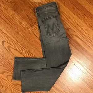 Mother Tomcat Ankle jeans